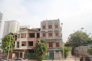 Cận cảnh biệt thự 5 tầng sai phép của cựu Thiếu tướng Nguyễn Thanh Hóa sau 8 tháng tháo dỡ