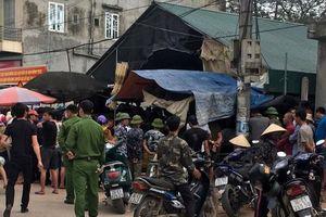 Hải Dương: Người phụ nữ bán đậu bị sát hại dã man giữa chợ