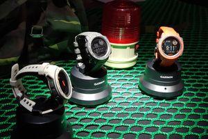 Garmin Instinct: smartwatch GPS siêu bền, giá 7,49 triệu đồng
