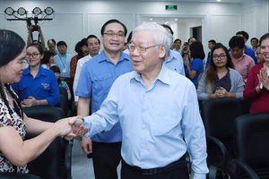 Tổng Bí thư, Chủ tịch nước Nguyễn Phú Trọng: Người Hà Nội phải thật sự là mẫu mực, tiêu biểu của văn hóa dân tộc Việt Nam