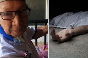 Cụ ông 80 tuổi nhẫn tâm giết vợ 60 tuổi chỉ vì bị từ chối khi yêu cầu được ân ái