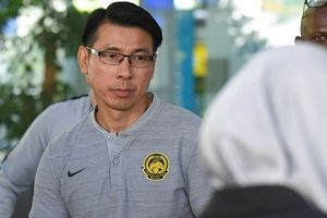 'Chảo lửa' Mỹ Đình khiến HLV tuyển Malaysia lo bị 'cháy'