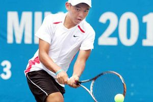 Hơn 80 tay vợt tranh tài tại Đại hội Thể thao toàn quốc lần thứ VIII