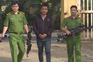 Đột kích, triệt phá xưởng chế tạo hàng loạt súng 'khủng' ở Đắk Lắk
