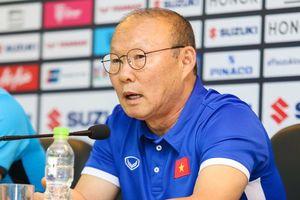 Nghi vấn Malaysia cầu hòa, HLV Park Hang-seo cho rằng: 'Không chắc HLV Malaysia đã hài lòng với 1 điểm'
