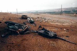 Leopard 2A4 thực chiến tệ hại tại Syria nhưng... T-72 cũng chẳng khá hơn