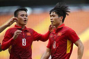 Quang Hải, Công Phượng nằm trong các đề cử giải AFF Cup 2018
