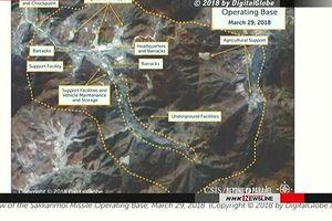 Hàn Quốc biết rõ căn cứ tên lửa Triều Tiên trước khi Mỹ công bố báo cáo