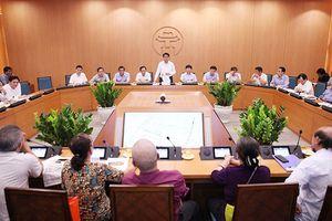 Chủ tịch Hà Nội chủ trì tiếp dân, chỉ đạo giải quyết tất cả các vụ việc khiếu kiện phức tạp, nổi cộm