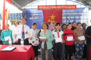 Khánh Hòa: Tưng bừng Ngày hội Đại đoàn kết tại KDC Khánh Thành Bắc