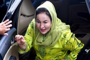 Vợ cựu thủ tướng Malaysia bị cáo buộc nhận hối lộ hơn 45 triệu USD