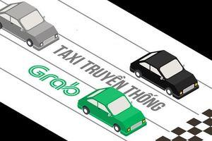 Không cạnh tranh nổi Grab, thêm doanh nghiệp Việt rút khỏi ngành taxi