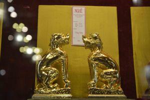 Trưng bày 200 hình ảnh tư liệu linh vật Nghê Việt