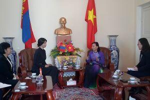Mở rộng cơ hội hợp tác du lịch và dạy nghề tại Mông Cổ