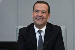 Thủ tướng Nga Dmitry Medvedev thăm chính thức Việt Nam