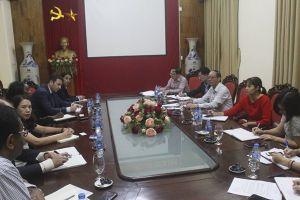 BHXH Việt Nam làm việc với đoàn chuyên gia của Ngân hàng Thế giới