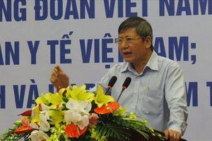 CĐ Y tế VN tổ chức hội nghị quán triệt Nghị quyết ĐH XII CĐVN