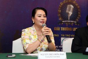 Ca sĩ Đông Đào: 'Chương trình tôi làm giám khảo sẽ là sân chơi công bằng'