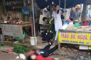 Bắn người phụ nữ bán đậu: Lẩm bẩm trước khi rút súng