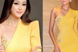 Hoa hậu Phương Khánh 'đụng váy' H'Hen Niê: Ai đẹp hơn?