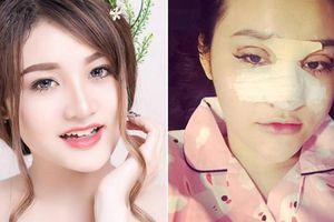 Hot girl từng náo loạn phố Nguyễn Huệ: Liên tục 'dao kéo' vì bị gọi là 'Mặt vuông'