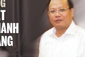 Phó Bí thư Thành ủy TP.HCM Tất Thành Cang vi phạm rất nghiêm trọng