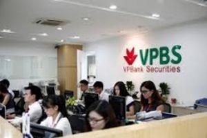 VPBS thay đổi thông tin thành viên lưu ký