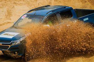 Chuẩn hóa cấp quốc tế cho giải đua ô tô địa hình