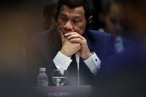 'Trốn họp' ASEAN để ngủ, ông Duterte bị tố né vấn đề biển Đông