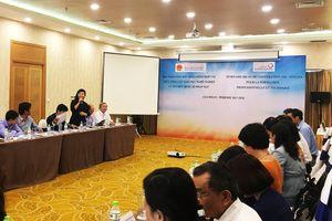 Tổng kết hoạt động hợp tác giữa Tổng cục Giáo dục nghề nghiệp và Tổ chức Quốc tế Pháp ngữ