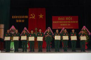 Các cơ quan, đơn vị tổ chức Đại hội Thi đua Quyết thắng