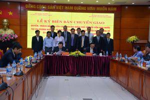 Bộ Nông nghiệp và Phát triển nông thôn bàn giao 5 doanh nghiệp về Ủy ban Quản lý vốn nhà nước