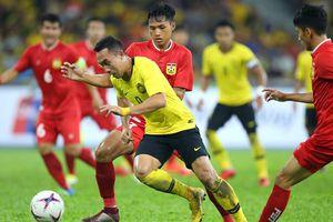 Malaysia thay đổi đội hình ở trận gặp Việt Nam?