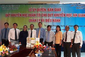 10 tỷ đồng giúp học sinh nghèo An Giang