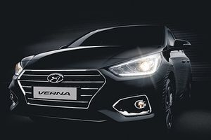 'Soi' xe Hyundai Verna máy dầu giá chỉ từ 297 triệu