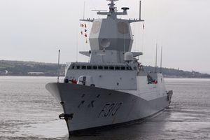 Chiến hạm Na Uy 'kéo' xuống đáy biển dàn khí tài khủng cỡ nào?