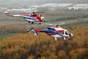Lần đầu tiên trong lịch sử trực thăng Nga bay biểu diễn ở Việt Nam