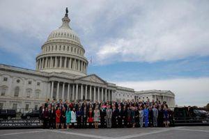 Ấn tượng màn 'ra mắt' của các tân nghị sĩ Quốc hội Mỹ