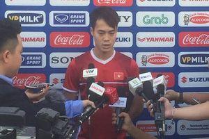 Văn Toàn nói gì trước khi đối đầu với Malaysia tại AFF Cup 2018