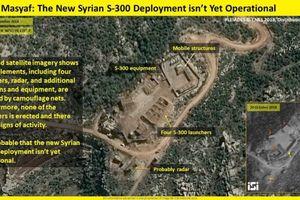 Công bố ảnh vệ tinh tiết lộ nơi đặt hệ thống S-300 tại Syria