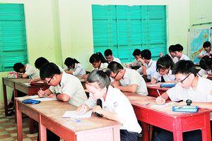 Khánh Hòa tổ chức thi tuyển vào lớp 10 trường THPT công lập năm học 2019-2020
