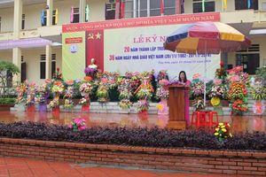 Trường THPT Thạch Kiệt - phấn đấu là địa chỉ giáo dục tin cậy miền núi của tỉnh Phú Thọ