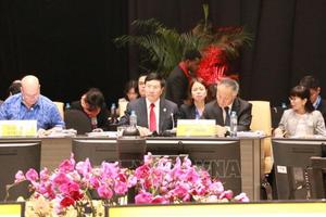 APEC 2018: Hướng tới hình thành Khu vực thương mại tự do châu Á - Thái Bình Dương