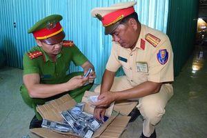 Thừa Thiên – Huế: Phát hiện nhiều hàng hóa nhập lậu, không rõ nguồn gốc