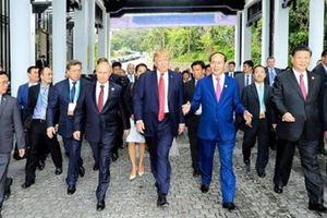 Việt Nam gia nhập APEC - 20 năm, những dấu mốc ấn tượng