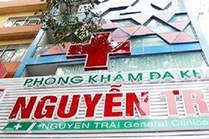 Phòng khám có bác sĩ Trung Quốc ở TP.HCM: Kiểm tra đến đâu phát hiện vi phạm đến đó