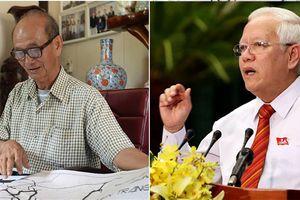 Hai cựu Chủ tịch TP.HCM Võ Viết Thanh, Lê Hoàng Quân nói gì về Thủ Thiêm?