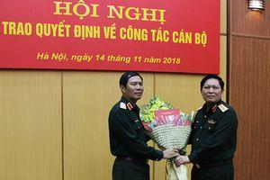 Trung tướng Nguyễn Tân Cương giữ chức Phó tổng tham mưu trưởng Quân đội Việt Nam