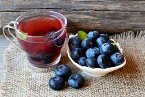 Uống trà, ăn hoa quả mỗi ngày giúp giảm nguy cơ mắc bệnh tim