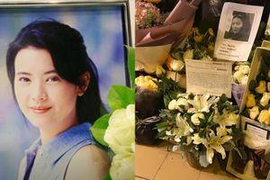 Fan Việt gửi hoa đến viếng Lam Khiết Anh